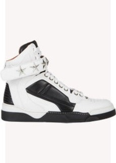 Givenchy Star-Embellished Tyson Sneakers