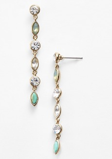 Givenchy Stone Linear Earrings (Nordstrom Exclusive)