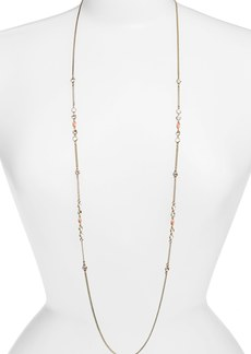 Givenchy Stone Station Necklace (Nordstrom Exclusive)