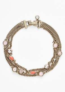 Givenchy Stone Three-Strand Bracelet (Nordstrom Exclusive)