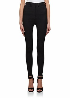 Givenchy Stretch Cotton Trousers
