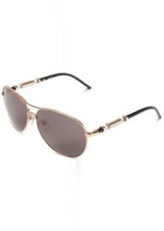 Givenchy Sunglasses SGV454-300S Aviator Sunglasses