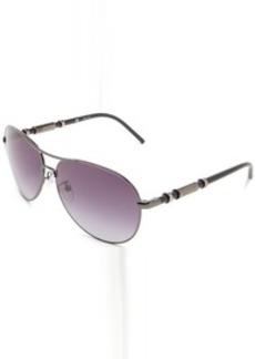 Givenchy Sunglasses SGV454-568 Aviator Sunglasses
