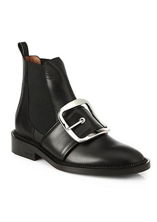 Givenchy Tina Flat Ankle Boots