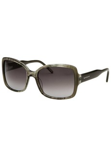 Givenchy Women's Butterfly Olive Green Sunglasses