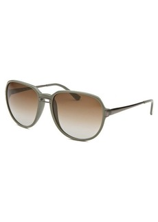 Givenchy Women's Oversized Grey Sunglasses