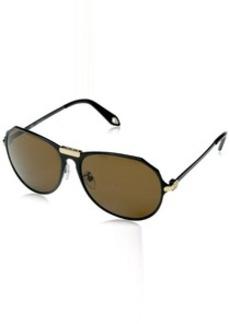 Givenchy Women's SGVA11-8FH Aviator Sunglasses