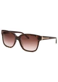 Givenchy Women's Wayfarer Bordeaux Sunglasses
