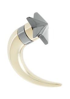 Single Small Star Shark-Tooth Earring   Single Small Star Shark-Tooth Earring