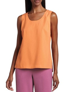 Go Silk Easy-Fit Silk Tank, Women's