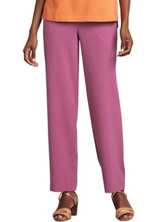 Go Silk Silk Ankle Pants, Women's