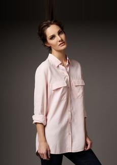 Go Silk Silk Safari Shirt  Silk Safari Shirt