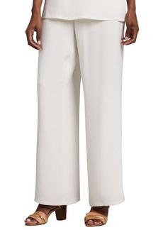 Go Silk Wide-Leg Pants, Women's