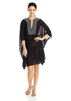 Gottex Women's Lady Like Luxe Caftan Cover Up