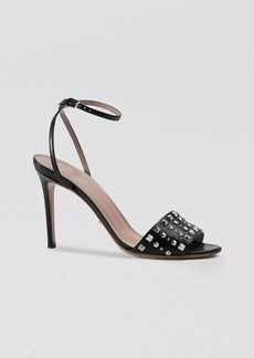 Gucci Ankle Strap Sandals - Coline Stud High Heel