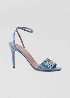 Gucci Ankle Strap Sandals - Coline Stud High Heel