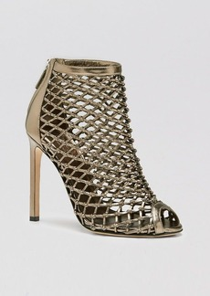 Gucci Booties - Eline Caged High Heel
