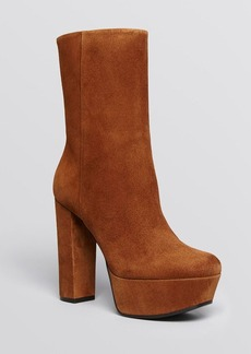 Gucci Boots - Claudie Mid Shaft High Heel