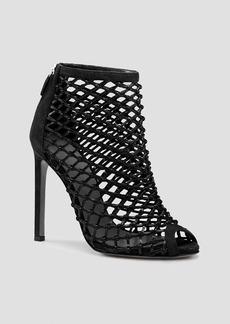 Gucci Cage Bootie - Eline Open Toe High Heel