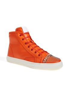 Gucci 'California' Studded Sneaker (Women)