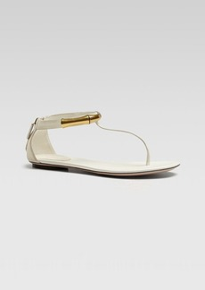 Gucci Coraline Ankle Thong Sandal