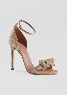 Gucci Evening Sandals - Clodine Bow