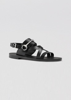 Gucci Flat Sandals - Juliette Strappy