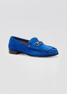 Gucci Frame Horsebit Loafer