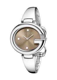 Gucci 'Guccissima' Bangle Watch, 36mm (Regular Retail Price: $595.00)