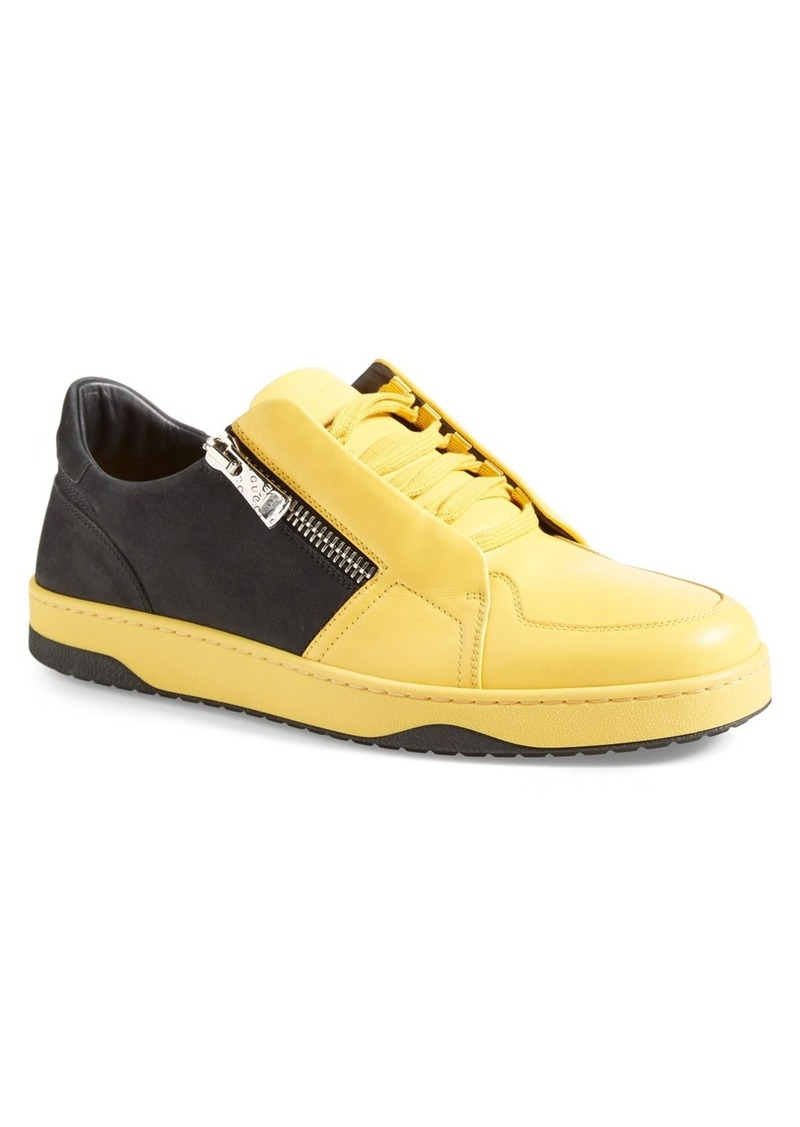 gucci gucci 39 hudson 39 sneaker men shoes shop it to me. Black Bedroom Furniture Sets. Home Design Ideas