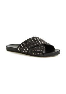 Gucci 'Hydra' Studded Sandal (Women)