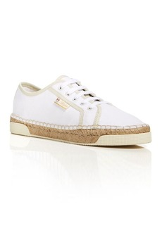 Gucci Lace Up Flat Espadrilles - Eivissa