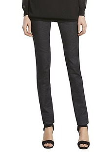 Gucci Lurex Stretch Denim Leggings