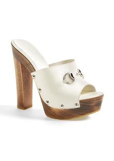 Gucci 'Morena' Platform Mule (Women)