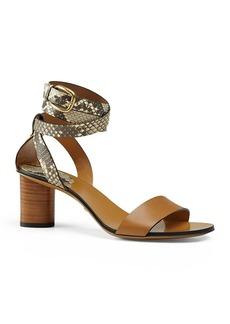 Gucci Open Toe Sandals - Candy Block Heel