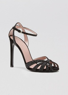 Gucci Sandal - Hala Embellished High Heel