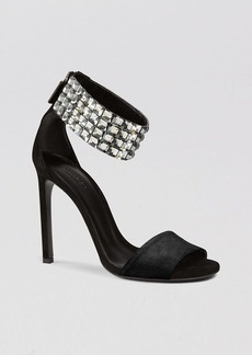 Gucci Sandals - Mallory Jeweled Cuff High Heel