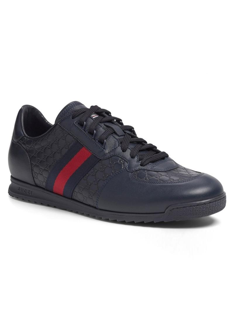 gucci gucci 39 sl 73 39 sneaker shoes shop it to me. Black Bedroom Furniture Sets. Home Design Ideas