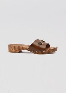Gucci Slide Sandals - Morena