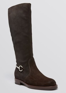 Gucci Tall Flat Riding Boot - Susan