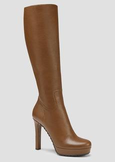 Gucci Tall Platform Boots - Anouk High Heel