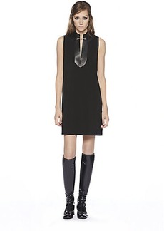 Gucci Viscose Jersey Horsebit Dress