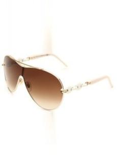 Gucci Women's GUCCI 4203/S Shield Sunglasses