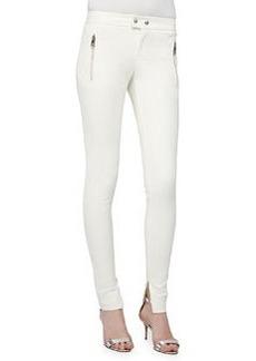 Zip-Pocket Skinny Pants   Zip-Pocket Skinny Pants