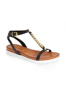 GUESS 'Bryona' T-Strap Sandal (Women)