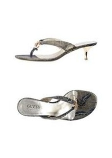 GUESS BY MARCIANO - Flip flops
