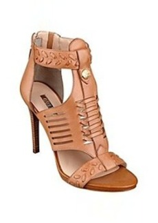 """GUESS """"Corale"""" High Heel Gladiator Sandals"""