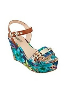 """GUESS """"Dalila"""" Wedge Sandals"""