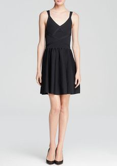 GUESS Dress - Double Strap Fit and Flare