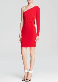 GUESS Dress - One Shoulder Cutout